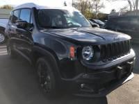 2018 Jeep Renegade Latitude Altitude