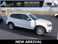 Used 2015 BMW X3 Xdrive28d All Wheel Drive 2.0L 4 Cyl Twin Turbo Di SUV in Plover, WI