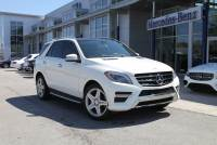 Pre-Owned 2015 Mercedes-Benz ML 400 M-Class