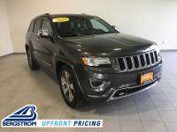 Used 2015 Jeep Grand Cherokee 4WD 4dr Overland For Sale in Oshkosh, WI