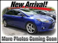Certified 2014 Ford Focus Titanium Sedan Regular Unleaded I-4 122 in Jacksonville FL