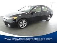 Pre-Owned 2012 Acura TSX Tech Pkg in Greensboro NC