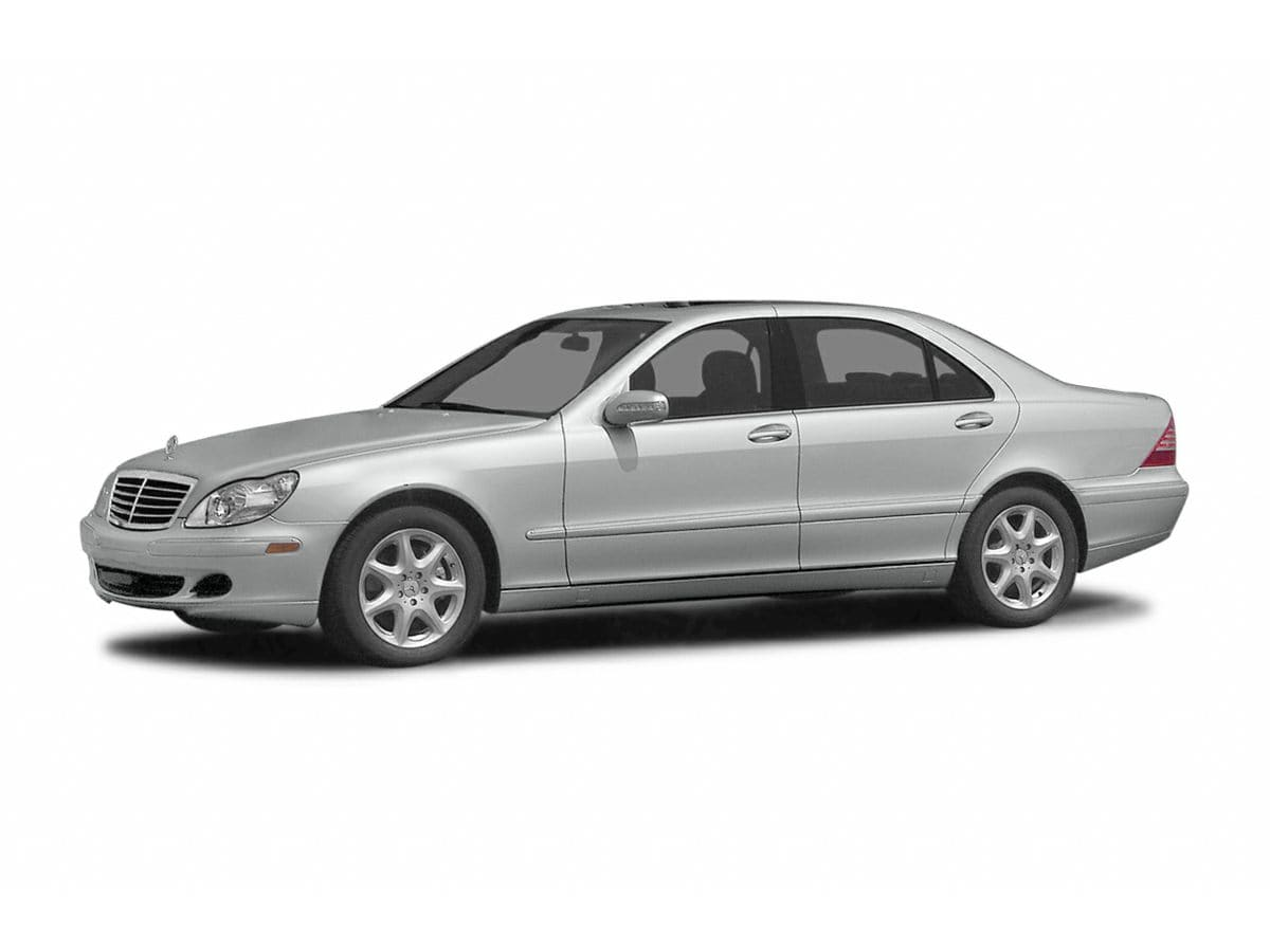 Photo Used 2005 Mercedes-Benz S-Class West Palm Beach