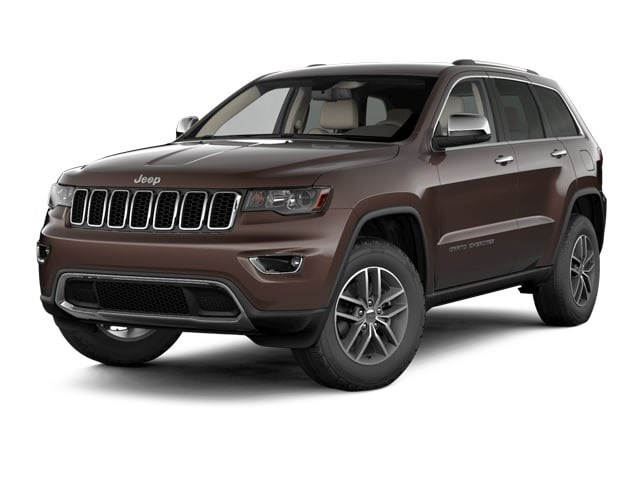 Photo Pre-Owned 2017 Jeep Grand Cherokee Limited 4x4 in Macomb, MI