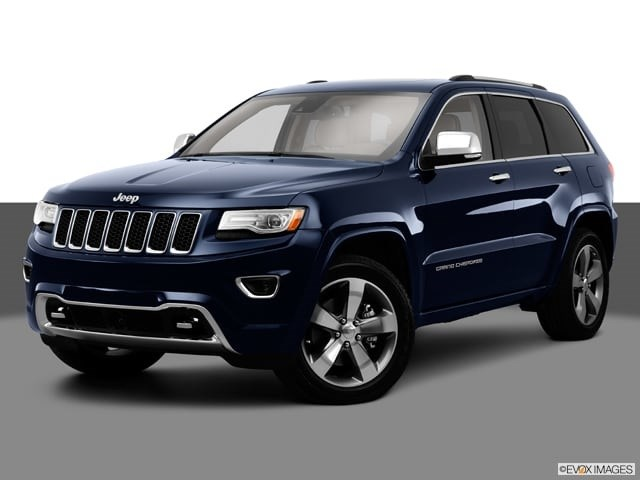 Photo Pre-Owned 2014 Jeep Grand Cherokee Overland 4x4 in Macomb, MI