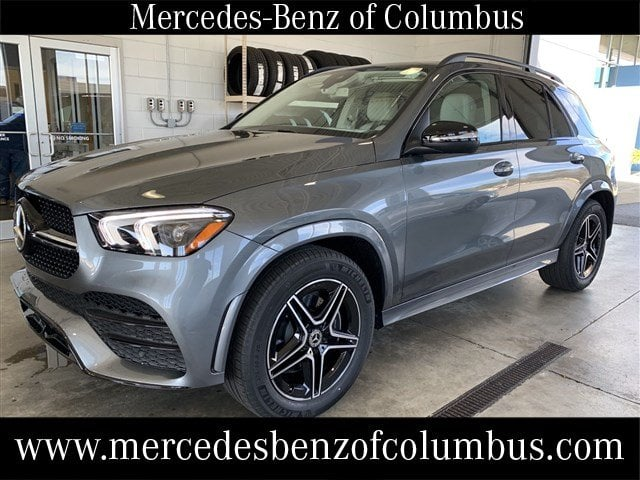 Photo Pre-Owned 2020 Mercedes-Benz GLE 350 Base SUV in Columbus, GA