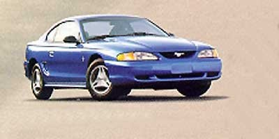 Photo 1998 Ford Mustang Base Coupe