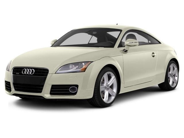 Photo Used 2014 Audi TT 2.0T S tronic Coupe for Sale in Beaverton,OR