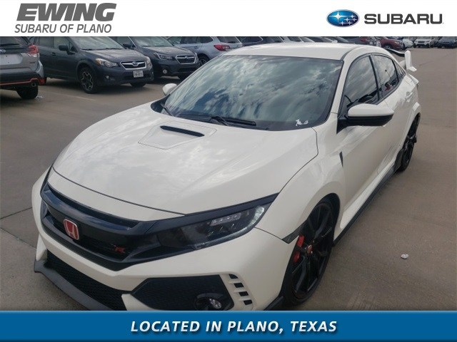 Photo 2017 Honda Civic Type R Touring for sale in Plano TX