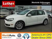 2013 Volkswagen Golf 2.0L 4-Door TDI Hatchback