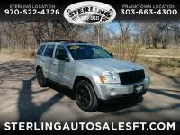 2006 Jeep Grand Cherokee 5.9 Limited 4WD