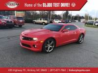 Used 2012 Chevrolet Camaro 2SS Coupe