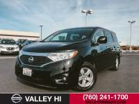 2012 Nissan Quest SV in Victorville, CA