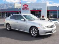 Pre-Owned 2006 INFINITI G35 Sedan AWD 4dr Car