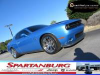 2015 Dodge Challenger R/T Scat Pack Coupe in Spartanburg