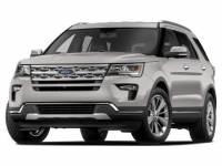 2018 Ford Explorer XLT Sport Utility