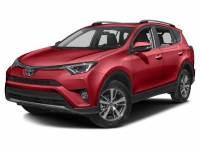 2017 Toyota RAV4 XLE SUV 4 cyls