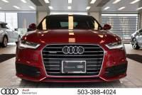 Certified Pre-Owned 2018 Audi A6 2.0T Premium Sedan for Sale in Beaverton,OR