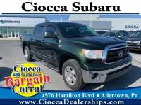 Used 2011 Toyota Tundra CrewMax 5.7L V8 6-Spd AT For Sale in Allentown, PA