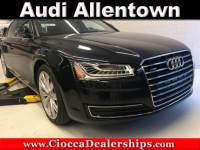 Used 2016 Audi A8 L 3.0T For Sale in Allentown, PA