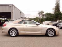 Used 2013 BMW 6 Series 640i Convertible for sale in Sarasota FL
