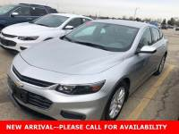 Used 2016 Chevrolet Malibu LT Sedan FWD for Sale in Stow, OH