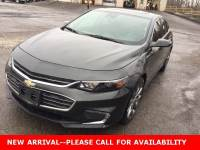 Used 2016 Chevrolet Malibu Premier Sedan FWD for Sale in Stow, OH