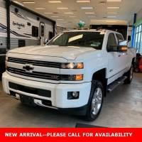 Used 2017 Chevrolet Silverado 2500HD LT Truck Crew Cab 4WD for Sale in Stow, OH