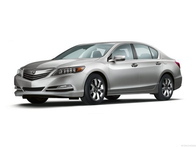 Photo Used 2014 Acura RLX For Sale at Duval Acura  VIN JH4KC1F30EC001175