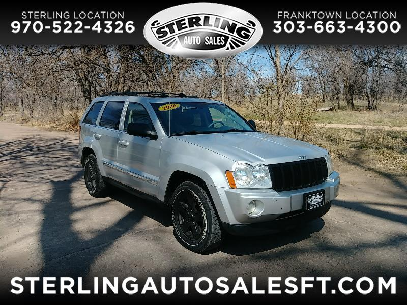 Photo 2006 Jeep Grand Cherokee 5.9 Limited 4WD