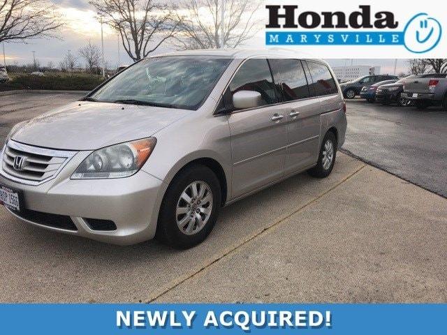 Photo Used 2008 Honda Odyssey EX-L Van