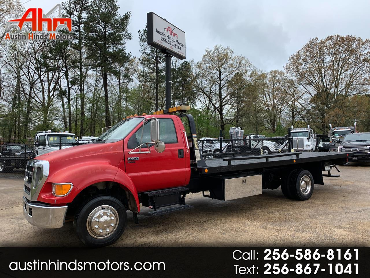 Photo 2007 Ford F-650 Regular Cab 2WD DRW