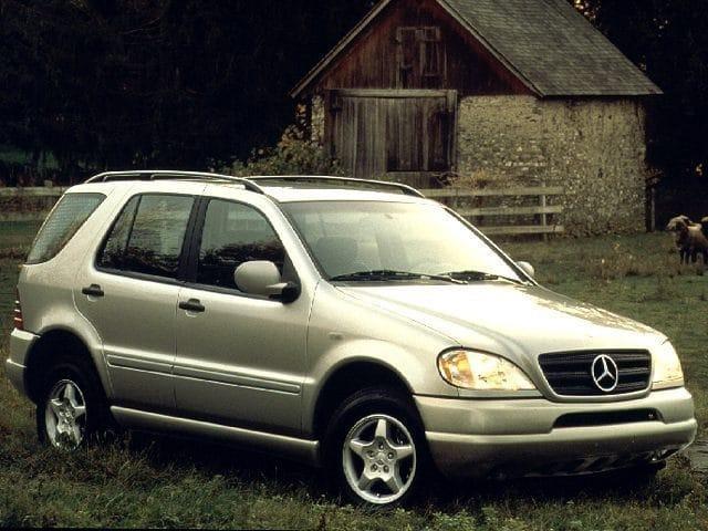 Photo 2000 Mercedes-Benz M-Class ML 320 For Sale - Seattle  Kirkland WA