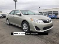 Pre-Owned 2014 Toyota Camry 2014.5 4dr Sdn I4 Auto L Car in Utica, NY
