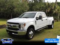 2018 Ford F-350 SD STX Crew Cab 8 Foot Bed Dully FX4