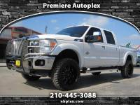 2014 Ford F-250 SD Crew Cab Lariat SWB 4x4 Lifted Loaded New 22's w n