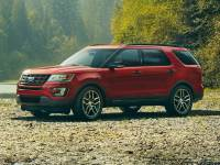 Used 2017 Ford Explorer XLT SUV 6-Cylinder SMPI DOHC in Miamisburg, OH