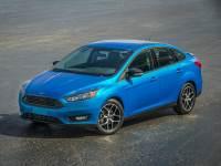 Used 2016 Ford Focus SE Sedan 4-Cylinder DGI DOHC in Miamisburg, OH