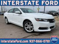 Used 2015 Chevrolet Impala LT Sedan V6 DI DOHC in Miamisburg, OH