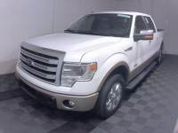 2014 Ford F-150 2WD Supercrew 145 Lariat Crew Cab Pickup for Sale in Mt. Pleasant, Texas