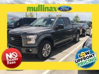 Used 2017 Ford F-150 XL STX Sport W/ 20 Wheels, Touch Screen Truck SuperCab Styleside V-6 cyl in Kissimmee, FL