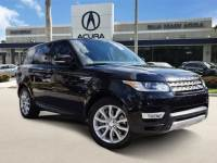 Used 2014 Land Rover Range Rover Sport 5.0L V8 Supercharged in West Palm Beach, FL