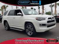 Certified 2017 Toyota 4Runner Limited SUV near Tampa FL