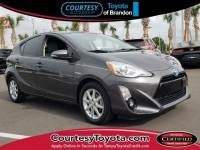 Certified 2016 Toyota Prius c Four Hatchback near Tampa FL
