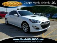 Pre-Owned 2015 Hyundai Genesis Coupe 3.8 Base w/Black Seats Coupe in Jacksonville FL
