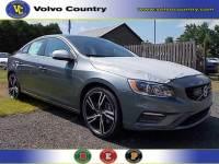 Used 2017 Volvo S60 T6 AWD R-Design Platinum For Sale in Somerville NJ | YV149MTS4H2433360 | Serving Bridgewater, Warren NJ and Basking Ridge