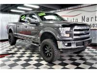 2016 Ford F-150 Lariat SuperCrew Lifted 4X4