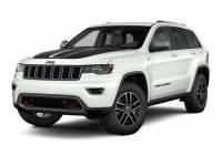 Pre-Owned 2017 Jeep Grand Cherokee Trailhawk 4x4 in Charlottesville VA