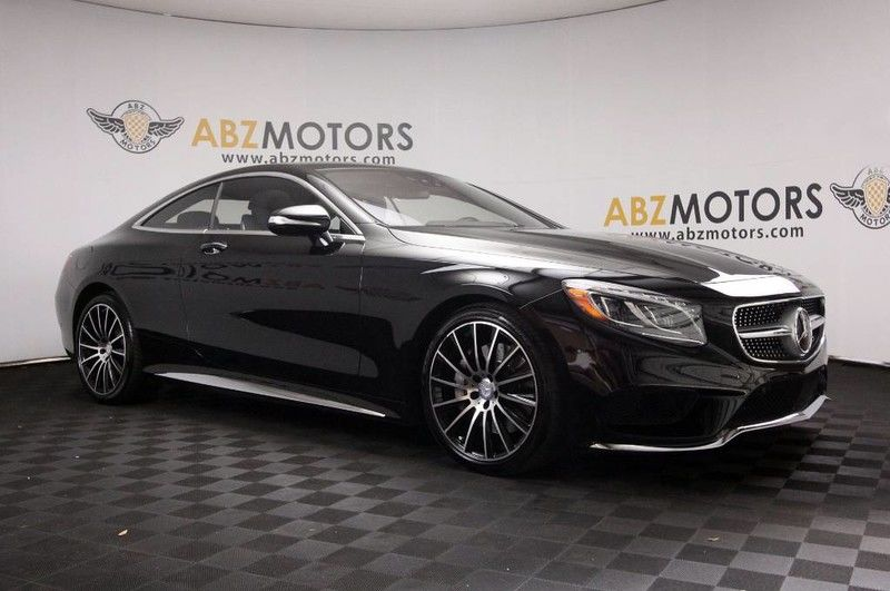 Photo 2015 Mercedes-Benz S-Class S 550 AMG,HUD,Designo,360Cam,NightVision,Distronic