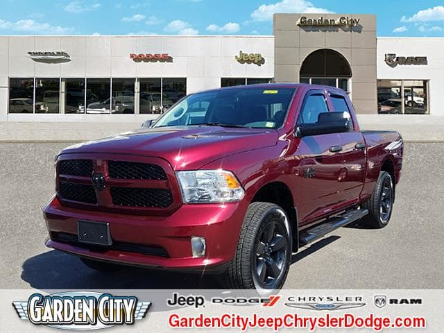 Photo Certified Used 2017 Ram 1500 Express Express 4x4 Quad Cab 64 Box For Sale  Hempstead, Long Island, NY